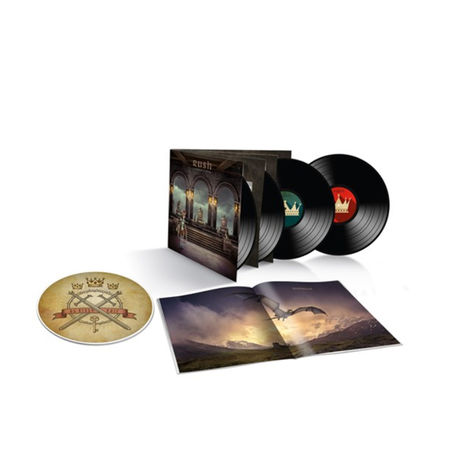 Rush: A Farewell To Kings (4LP Deluxe)