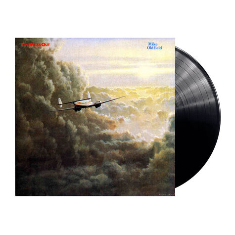 Mike Oldfield: Five Miles Out (7
