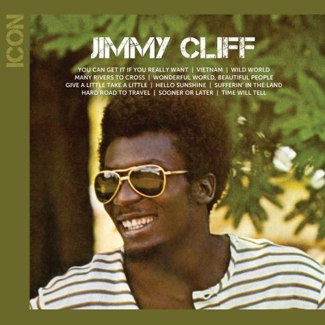 Jimmy Cliff: Icon (CD)