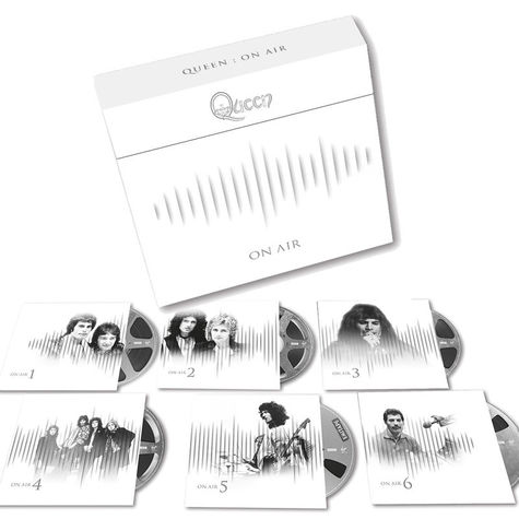 Queen: Queen On Air (6CD Super Deluxe Edition)