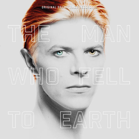 Various Artists: Soundtrack - The Man Who Fell To Earth (2CD)