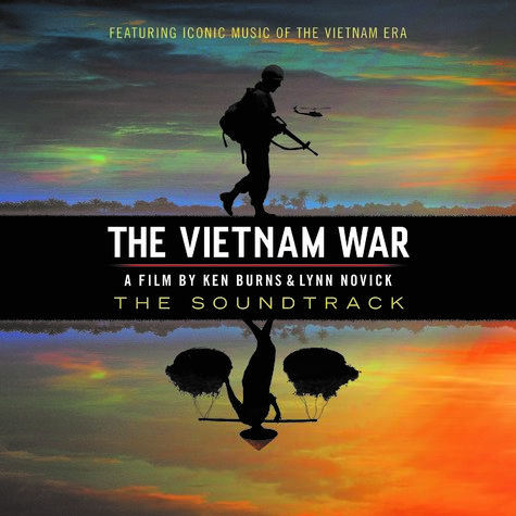 Soundtrack: Ken Burn's Vietnam (2CD)