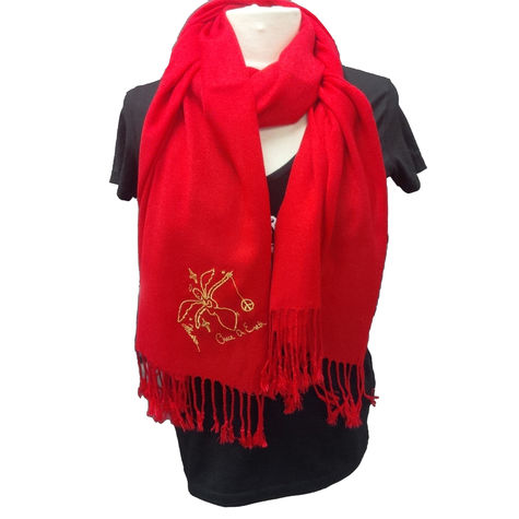 Jann Arden: Seasonal Fashion Scarf