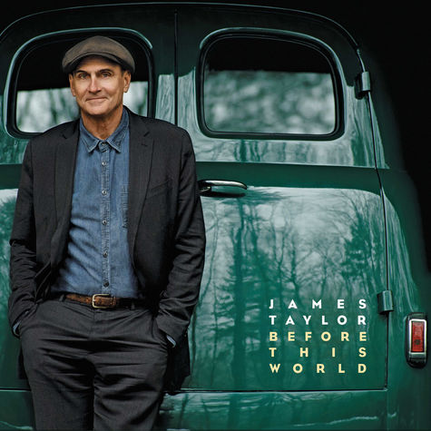 James Taylor: Before This World (CD)