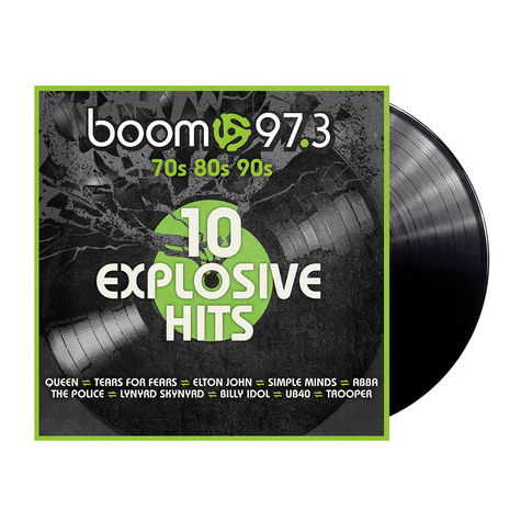 Various Artists: Boom 97.3 - 10 Explosive Hits