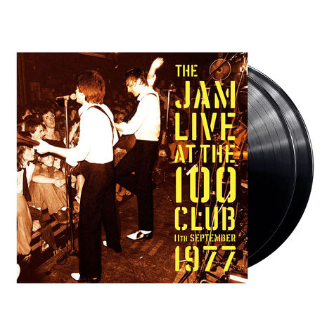 The Jam: Live At The 100 Club (2LP)