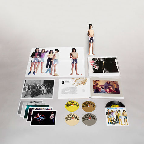 The Rolling Stones: Sticky Fingers (Super Deluxe) (3CD + DVD)