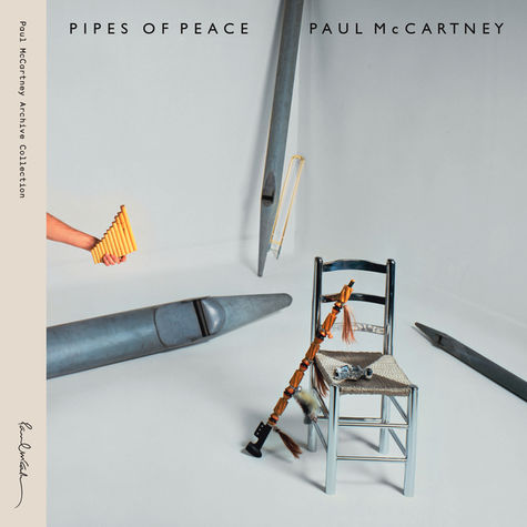 Paul McCartney: Pipes Of Peace (2CD + DVD Deluxe Edition)