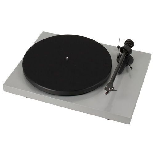 Pro-Ject: Debut Carbon - Silver