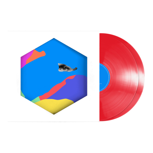 Beck: Colors (2LP Deluxe Red Vinyl)