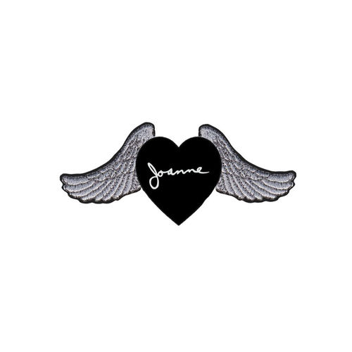 Lady Gaga: Joanne Heart Patch