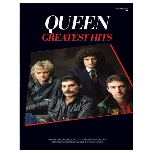Queen: Greatest Hits Volume 1 (Guitar Tab)
