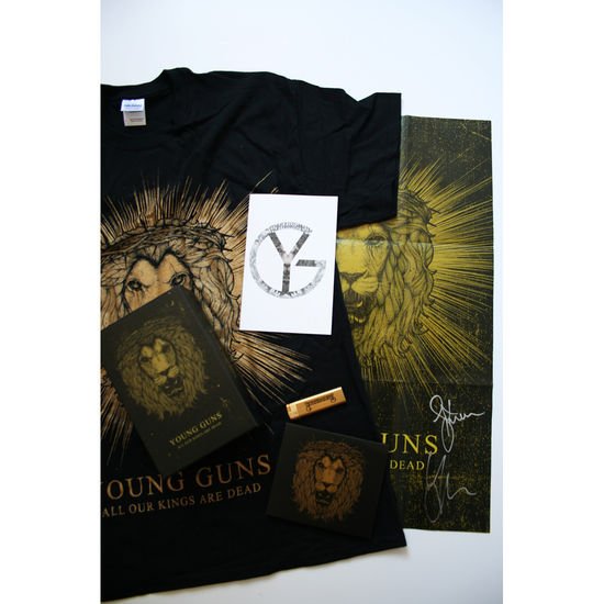 Young Guns: 'All Our Kings Are Dead' Ltd Edition Deluxe Boxset