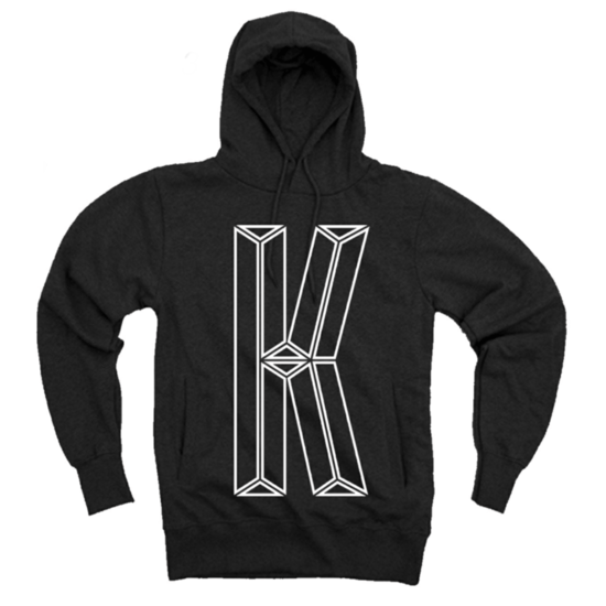 Katy B: Black Hoody