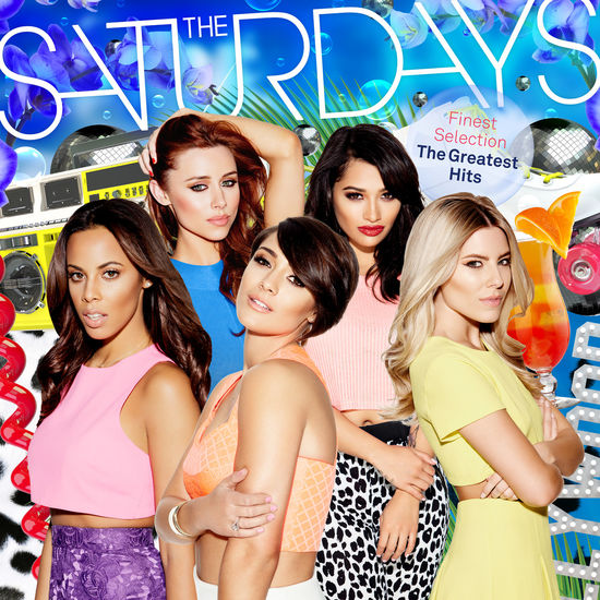 The Saturdays: The Saturdays: Finest Selection - The Greatest Hits Deluxe Boxset