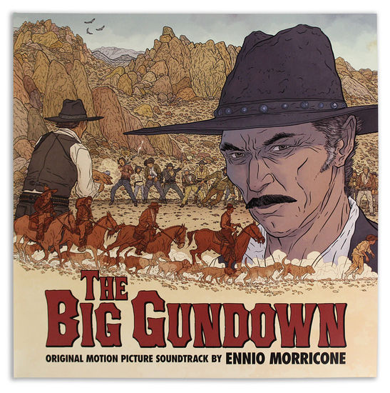 Ennio Morricone: The Big Gundown: Original Motion Picture Soundtrack