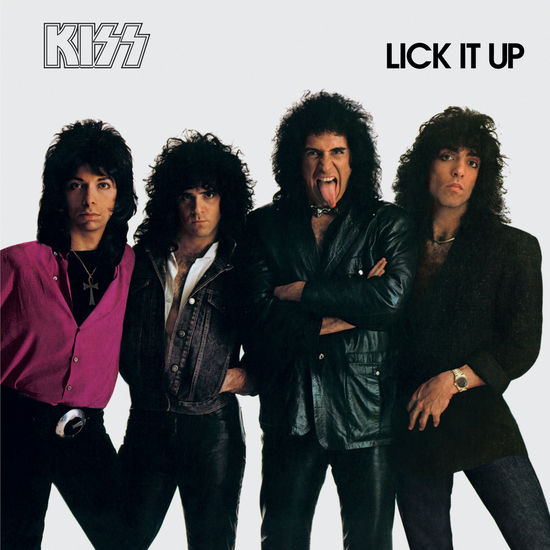Kiss: Lick It Up