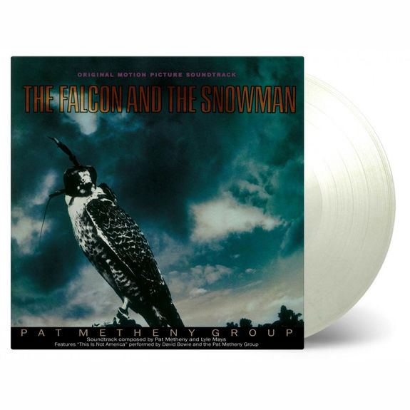 Original Soundtrack: Falcon and The Snowman: Numbered White Vinyl