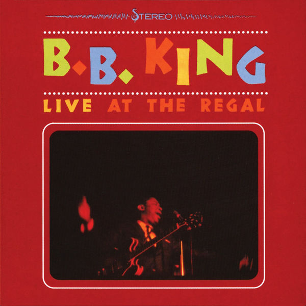 B.B. King: Live At The Regal Vinyl LP
