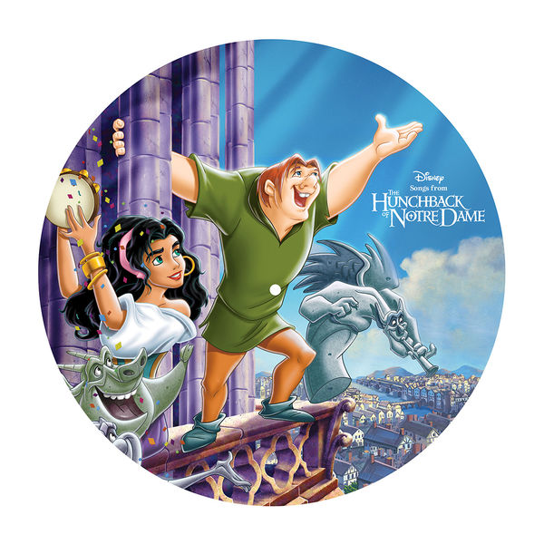 Various Artists: Songs From The Hunchback of Notre Dame