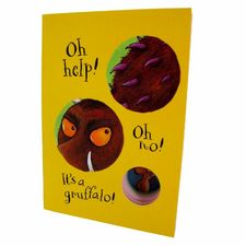 The Gruffalo: The Gruffalo - A5 Notebook *limited stock