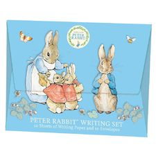 Peter Rabbit: Peter Rabbit Blue Writing Set