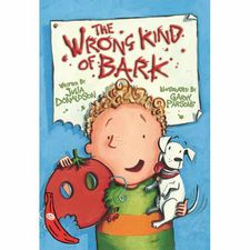 Julia Donaldson: The Wrong Kind of Bark - Red Banana Series (Paperback)