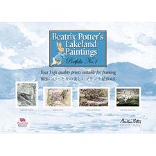 Beatrix Potter: Portfolio 1 Beatrix Potter's Lakeland Paintings