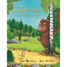 The Gruffalo: The Gruffalo - Latin Edition (Hardback)
