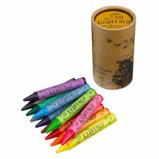 The Gruffalo: Gruffalo Chunky Crayons Set