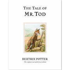 Mr Tod: The Tale of Mr Tod (Hardback)