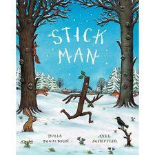 Stick Man: Stick Man (Paperback)
