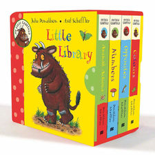 The Gruffalo: My First Gruffalo Little Library (Board Book Box Set)
