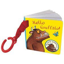 Donaldson and Scheffler: My First Gruffalo Buggy Buddies: Hello Gruffalo! (Board Book)