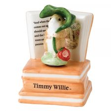 Timmy Willie: Timmy Willie 13.5cm Musical Figurine