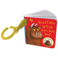 Donaldson and Scheffler: My First Gruffalo Buggy Buddies: What Can You See? (Board Book)