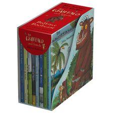 The Gruffalo: The Gruffalo and Friends Bedtime Bookcase (Hardbacks)