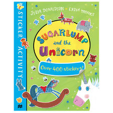 The Gruffalo: Sugarlump and the Unicorn Sticker Book