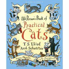 Axel Scheffler: Old Possum's Book of Practical Cats (Hardback)