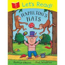 Axel Scheffler: Lets Read! Hamilton's Hats (Paperback)