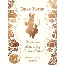 Beatrix Potter: Dear Peter Miniature Letters by Beatrix Potter Anniversary Edition (Hardback)