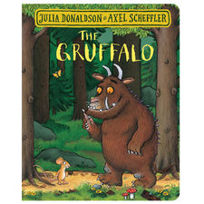 Julia Donaldson: The Gruffalo (Board Book Edition)