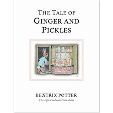 Other Characters: The Tale of Ginger and Pickles (Hardback)