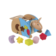 Peter Rabbit: Peter Rabbit Shape Sorter
