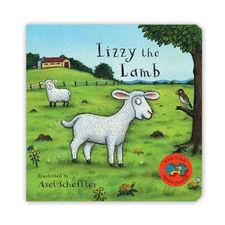 Axel Scheffler: Lizzy the Lamb Jigsaw Book (Hardback)
