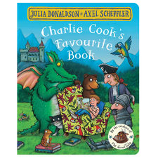 Julia Donaldson: Charlie Cook's Favourite Book (Board Book Edition)
