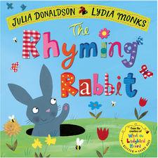 Julia Donaldson: The Rhyming Rabbit