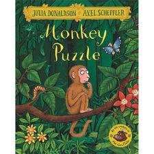Donaldson and Scheffler: Monkey Puzzle (Paperback)