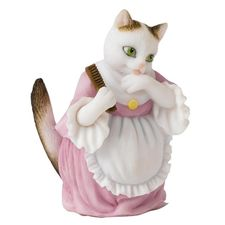 Peter Rabbit: Tabitha Twitchit - 7cm Miniature Figurine