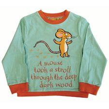 The Gruffalo: Mouse Long Sleeve T-Shirt